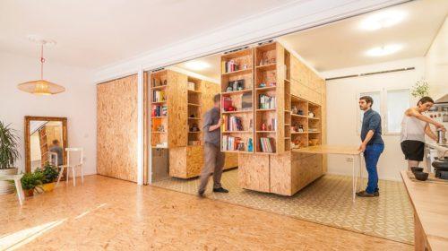 Ideas para no mudarse: trucos para ganar espacio en la casa cuando la familia crece