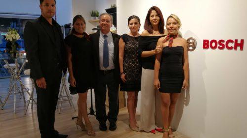 Inauguran el primer showroom Bosch by Viverebene