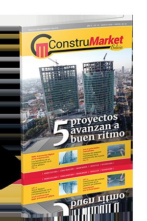 5 proyectos avanzan a buen ritmo