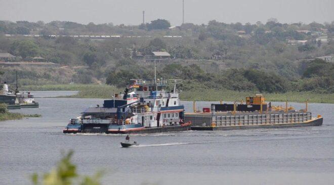 Coordinan habilitación de Puerto Busch como zona primaria aduanera para operaciones de comercio exterior