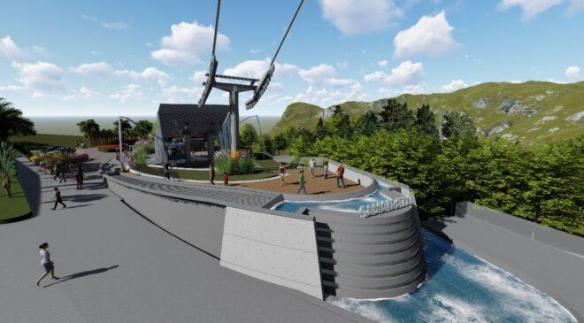 Mi Teleférico y la Alcaldía de Samaipata suscriben convenio para implementar un teleférico turístico